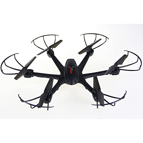 Amazon Com Mjx X600 2 4g 4ch Rc Quadcopter Drone Hexacopter 6 Axis