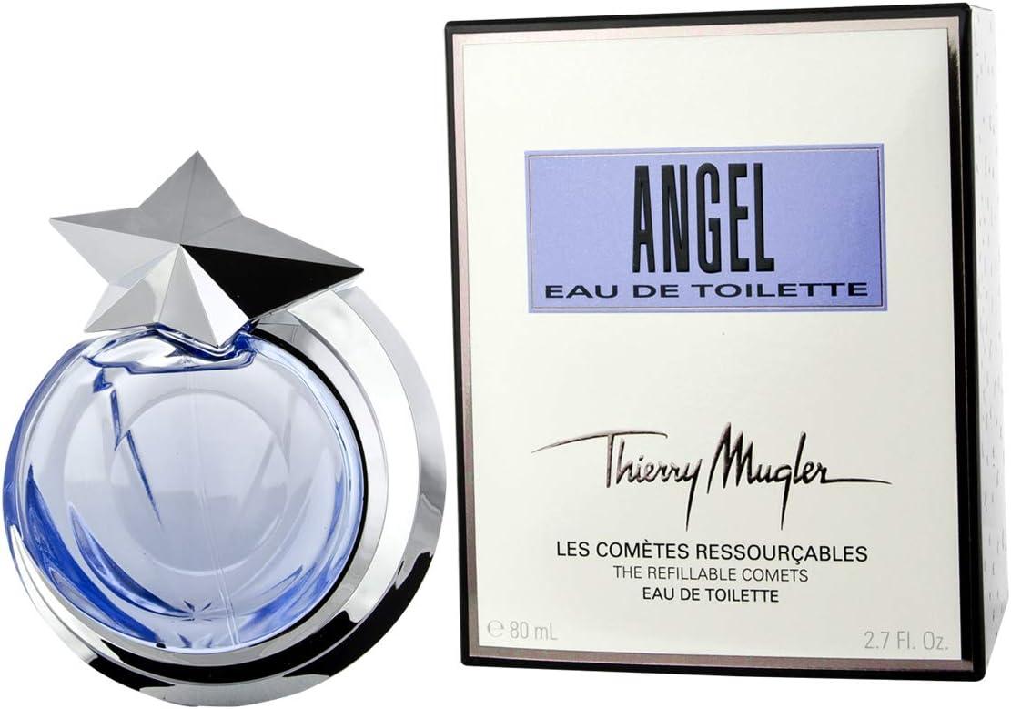 Angel EDT 80 mililitros Rellenable Vaporizador