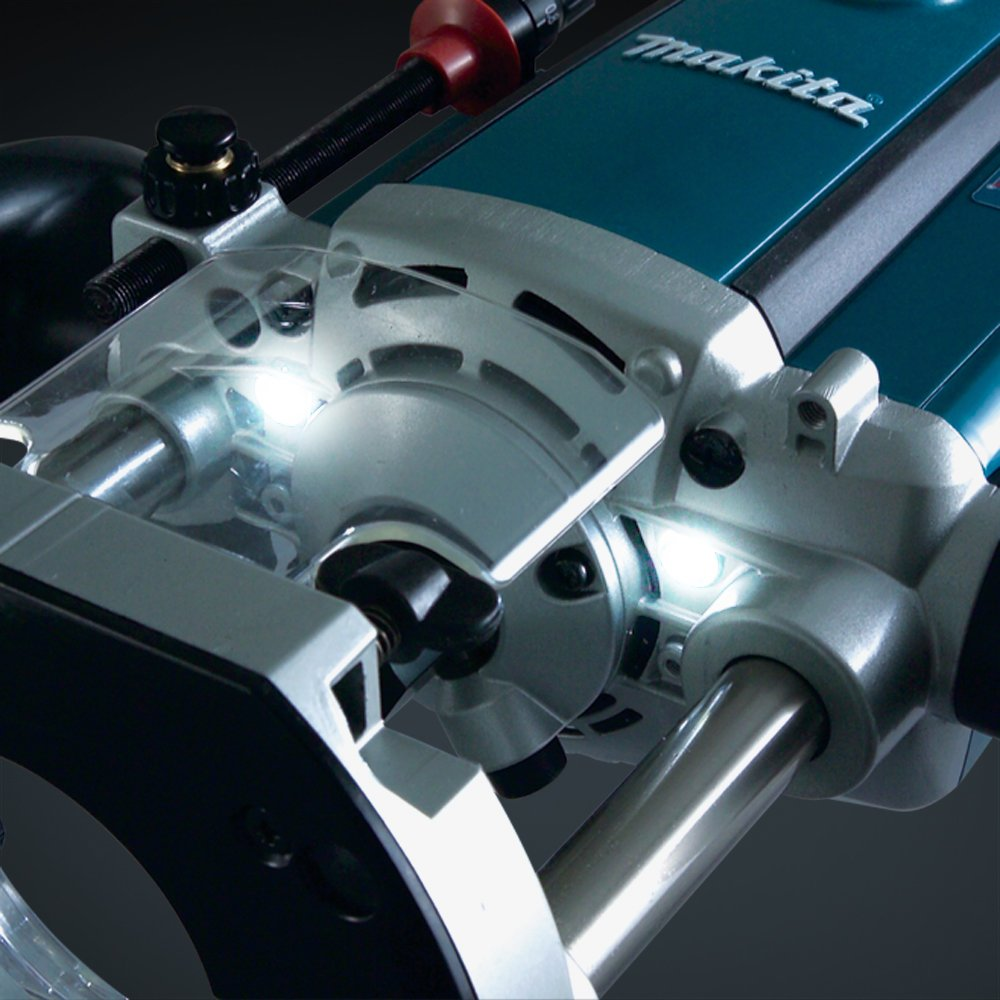 Makita RP2301FC 3-1/4 HP Plunge Router (Variable Speed) by Makita (Image #4)