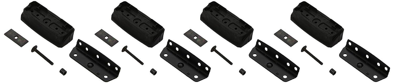 Thule 183057 Kit Adaptador Personalizado para Montar un Sistema de portaequipajes en veh/ículos seleccionados