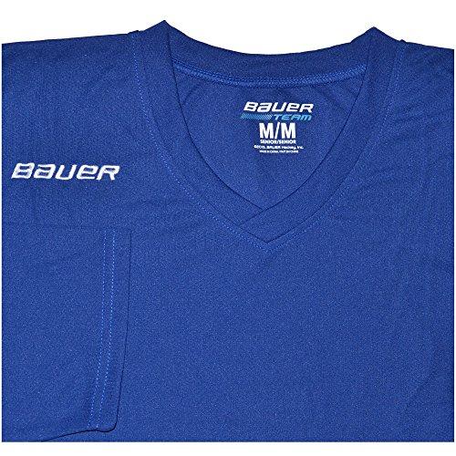 b60581b5b Bauer 200 Series Practice Jersey - Senior - Royal-Medium - Import It All