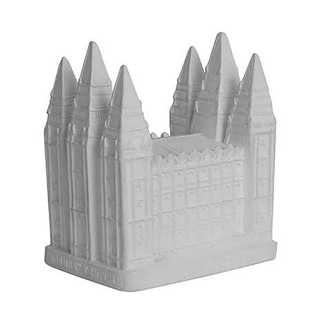 Amazon.com: S21 – Templo de Salt Lake City Estatua: Home ...