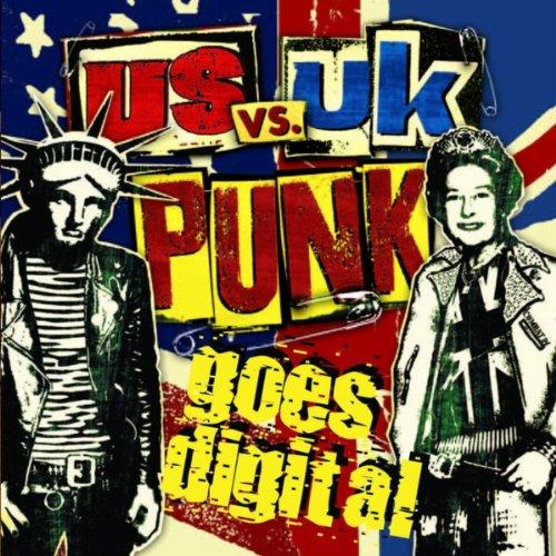 US Vs UK Punk Goes Digital
