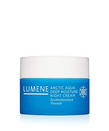 arctic aqua deep moisture night cream