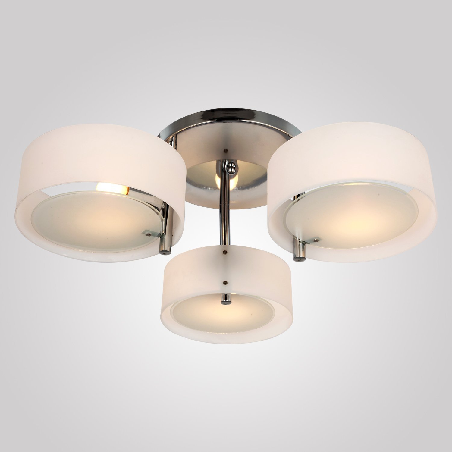 fixtures light lighting larger fixture two ring lights led ceiling amax flush view mount oval
