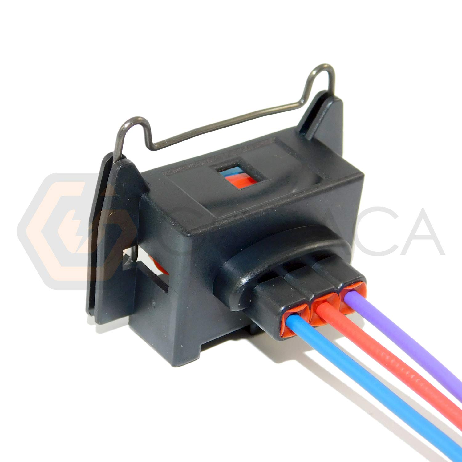 1x Connector 3 Way Pin For Ignition Coil Ford Mazda 2002 Escape Wiring Diagram Motorcycle And Car Wpt 517 Automotive