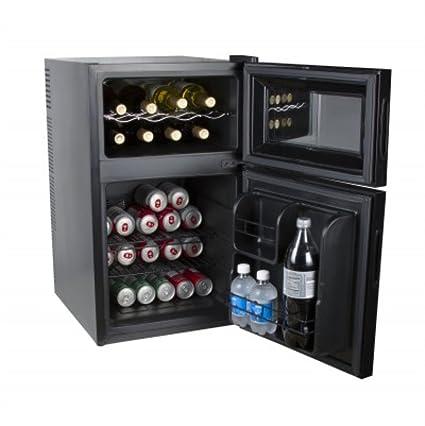 Amazon.com  Kalorik Mini Fridge and Wine Cooler cf3dff47c