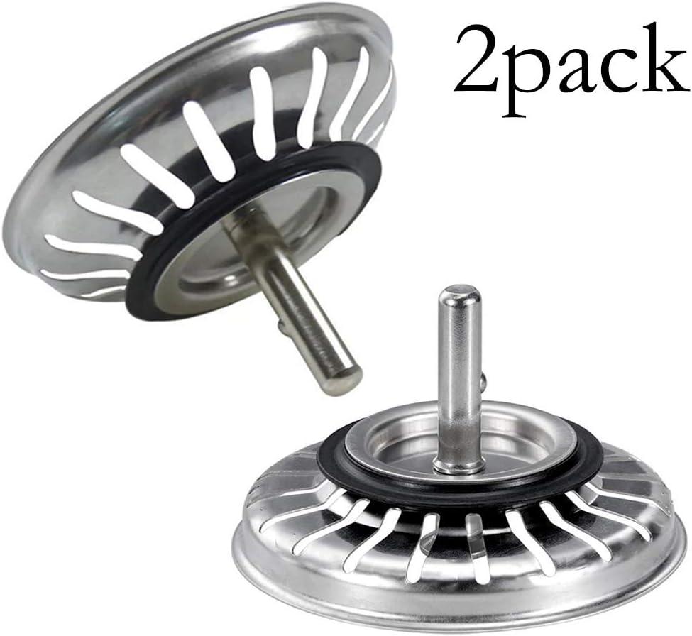 Kitchen-dream Reemplazo del colador de la canasta del fregadero de ...