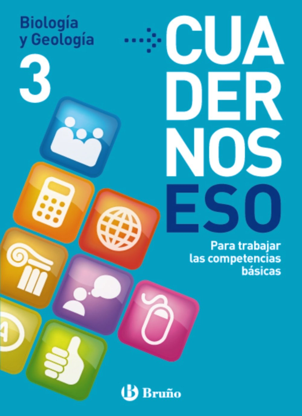 Cuadernos ESO Biologia y Geologia 3 (Spanish Edition) pdf