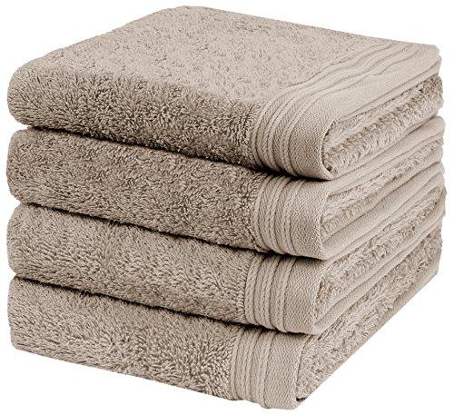 Weidemans Premium 4 Pieces Towel Set Including 4 Exclusive Hand Towels 18
