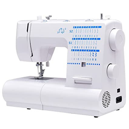 Amazon Sewing Machine GentleShower Portable Electric Sewing Inspiration Buttonhole Sewing Machine
