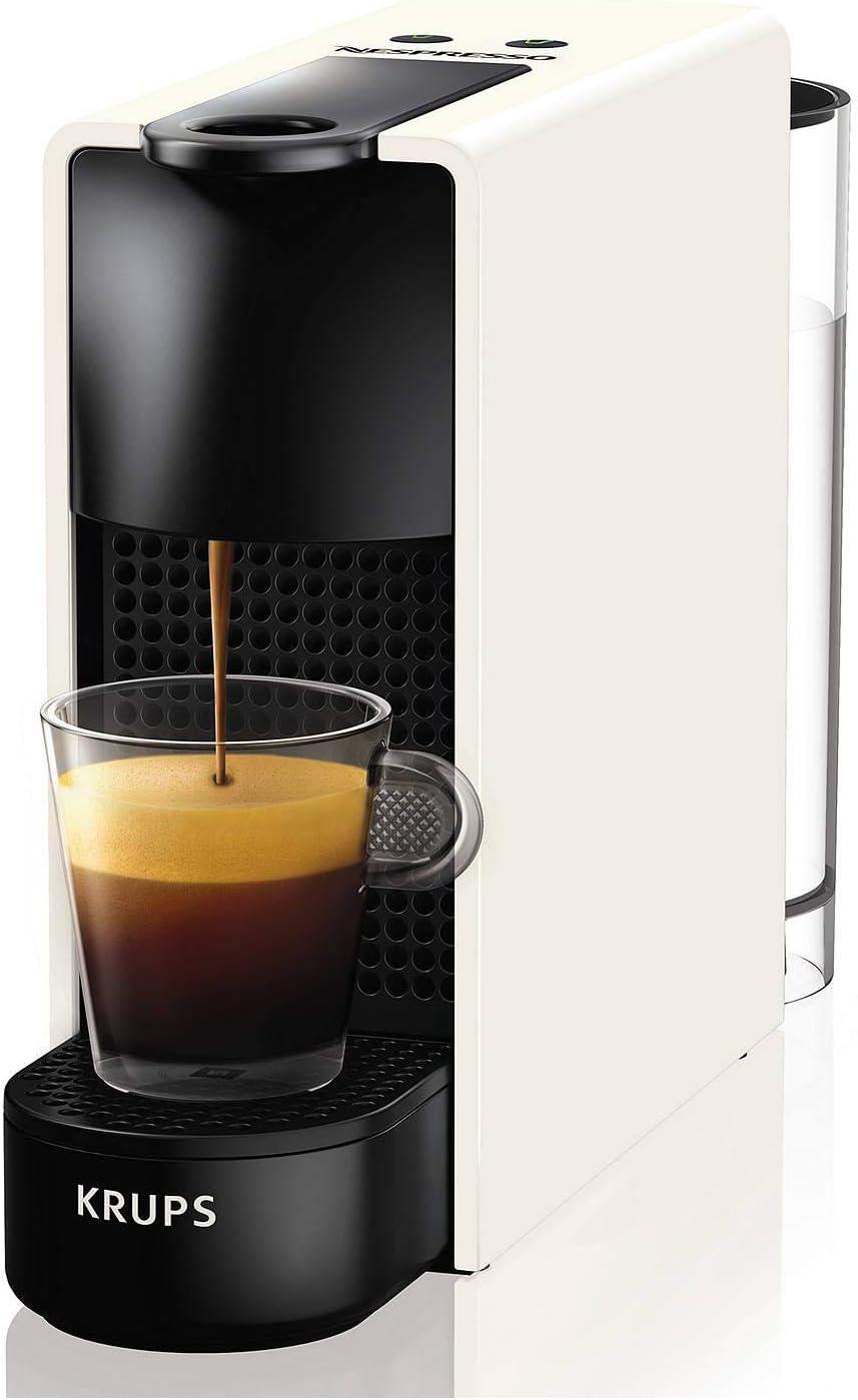 ماكينة تحضير القهوة نيسبريسو ايسينزا بحجم صغير – (C030WH)