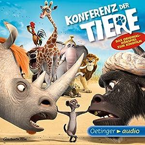 Konferenz der Tiere Hörspiel