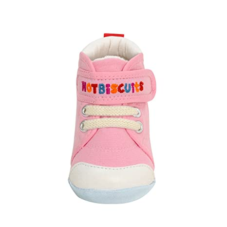 ce8feee111e4d Mikihouse Hot Biscuits Baby Shoes 71-9301-977 6M(13cm) Pink