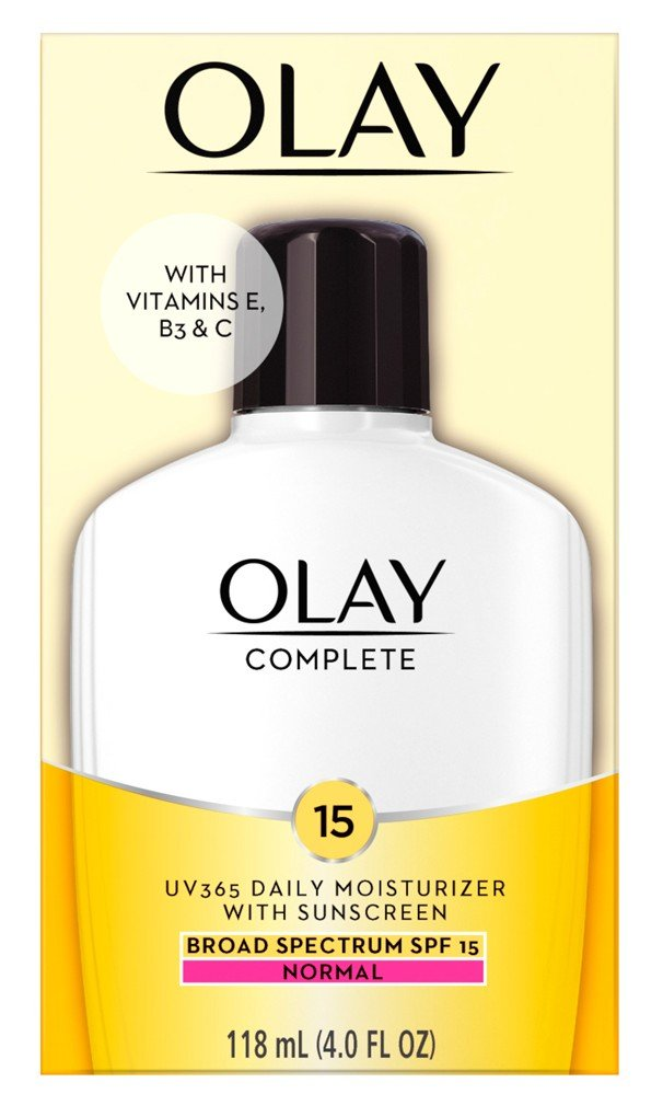 Olay Complete Moisturizer Normal Spf#15 4 Ounce (118ml) (2 Pack) PROCTER&GAMBLE HEALTH