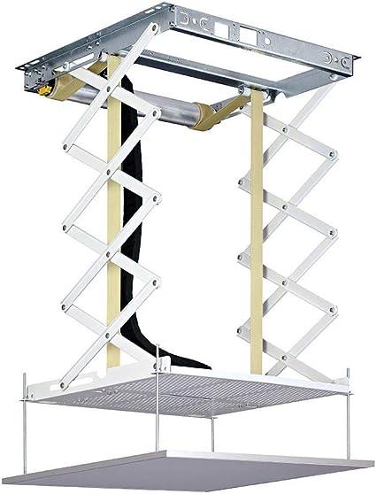 Monoprice Stealth Soporte para proyector Empotrado motorizado (máx ...