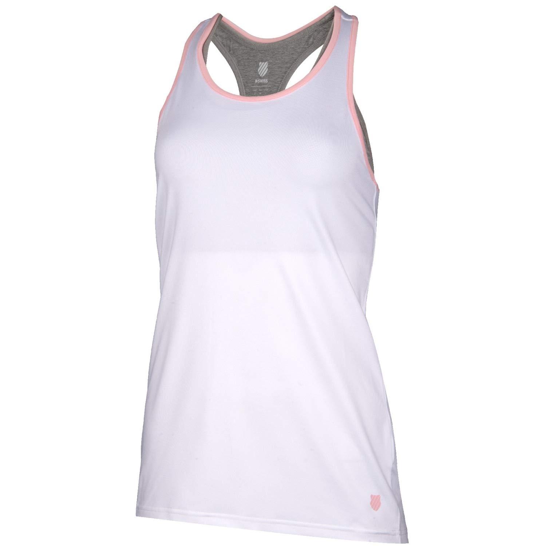 K-Swiss Women`s Hypercourt Express Tennis Tank - TennisExpress