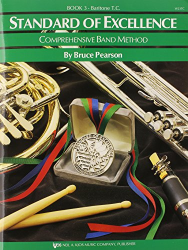 W23TC - Standard of Excellence Book 3 - Baritone T.C.