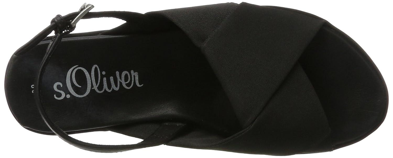 0d0f230d68dd s.Oliver Women s 28123 Wedge Heels Sandals  Amazon.co.uk  Shoes   Bags