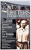 img - for Love Letters From Cell 92 book / textbook / text book