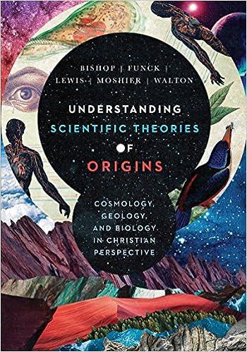 Understanding Scientific Theories of Origins: Cosmology