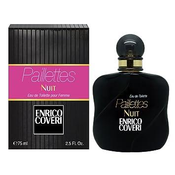 Nuit Vaporisateur Coveri Paillettes Ml Enrico • Toilette De Eau 75 H29IDE