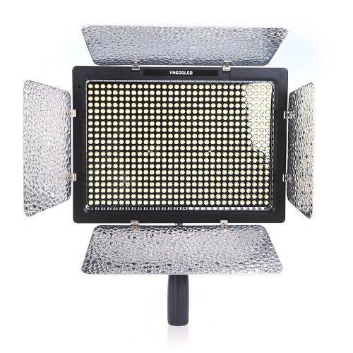 YONGNUO YN022 Yn-600l LED Studio Video Light Lamp with Adapter for Canon Nikon DSLR by Yongnuo