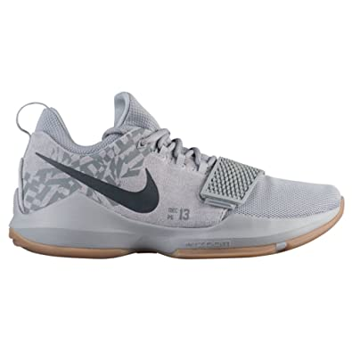 NIKE PG 1 Superstition Basketball Shoes Mens Wolf GreyWolf Grey-Cool Grey  New