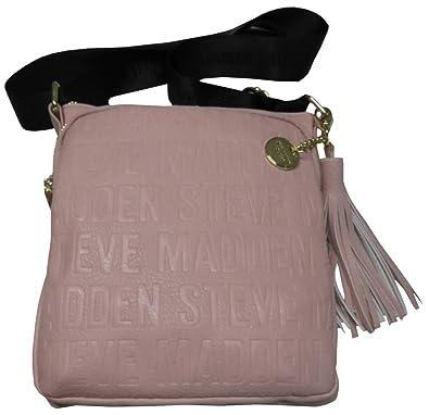 Steve Bglam Women's CrossbodyBlushHandbags Madden 0wvN8mn