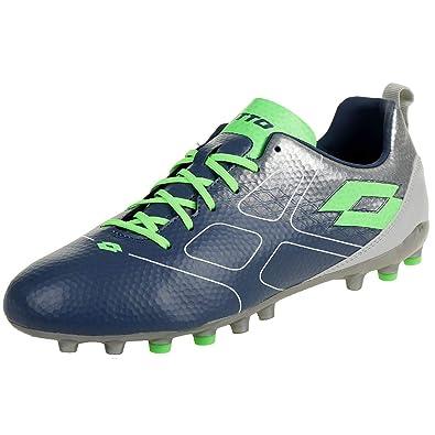 Lotto Maestro 700 AG28 Men Soccer Outdoor T6821, shoe size:EUR 41