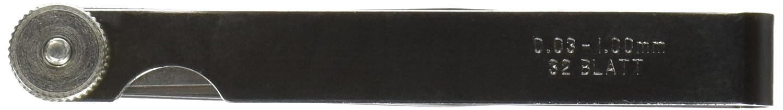 - BikeMaster 32-Blade Dual Reading Combination Feeler Gauge Set 4350343928 TR15-1527