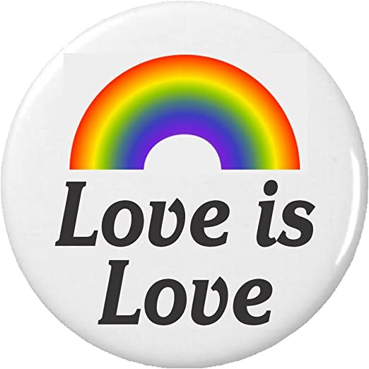 Love is love lgbt