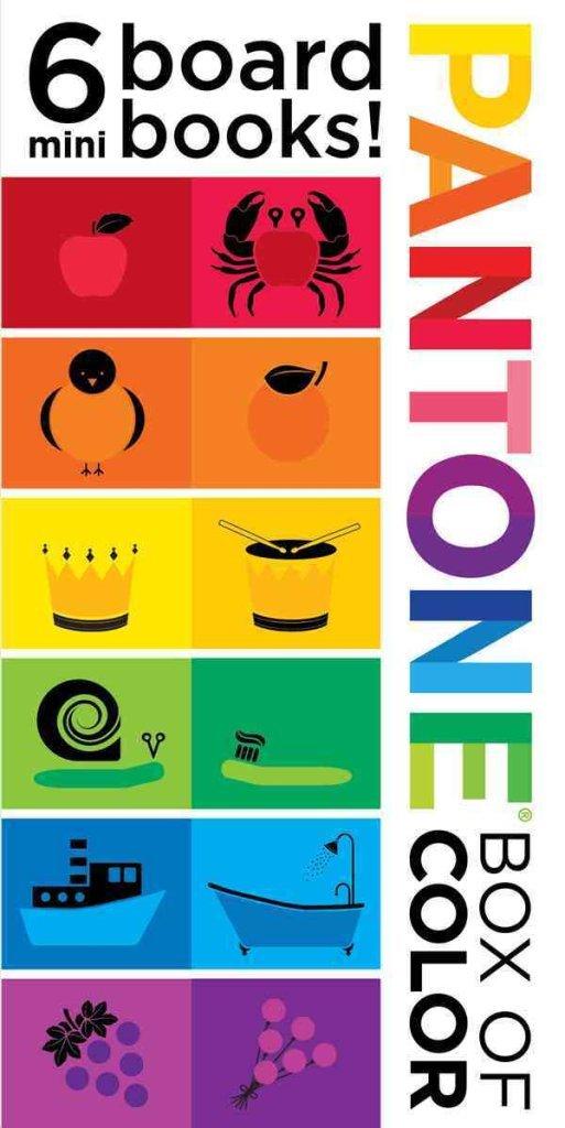 Download [Pantone: Box of Color: 6 Mini Board Books!] (By: Pantone) [published: November, 2012] ebook