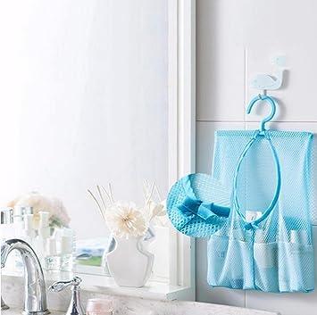 YOYOUG Praktisches Bad Aufhängen Bag Storage Netzwerk New ...
