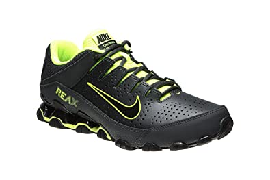 Nike Mens Reax 8 TR, AnthraciteBlack Volt, 12 D(M) US