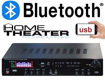 Karaoke - Amplificador de Cine en casa (600 W, 5 Canales ...