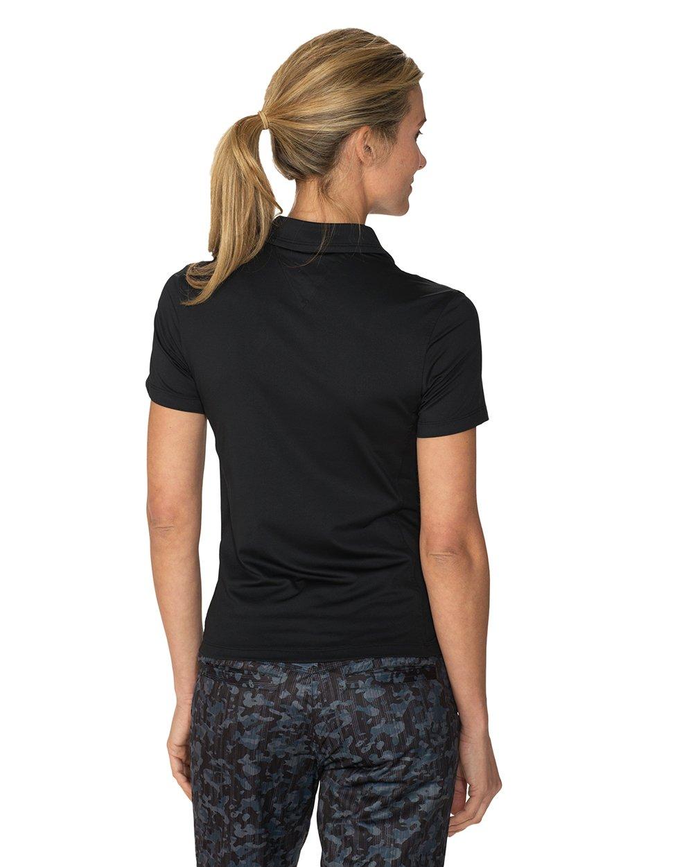 Chase54 Womens Leisure Short Sleeve Polo Shirt LE1100-P