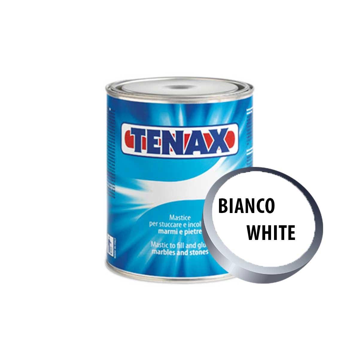 MASTICE BIANCO VERTICALE TENAX ML.750