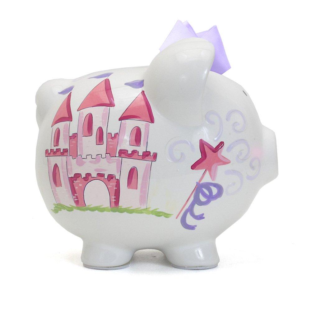 Pink Child to Cherish Arrow Piggy Bank for Girls