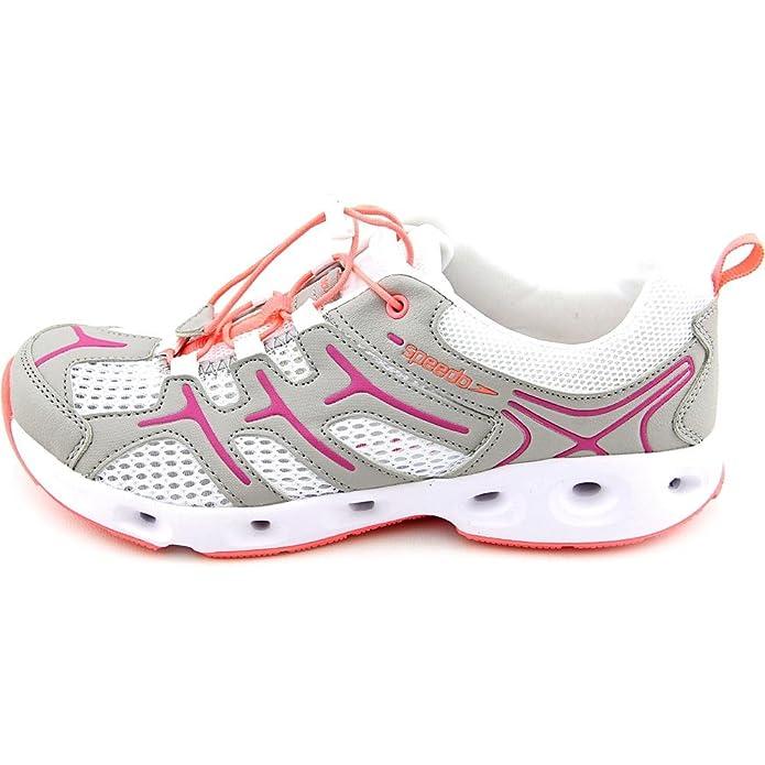 5e0952a6a3c1 Speedo Ladies Hydro Comfort 3.0 Water Shoe Fuchsia White 10  Amazon.ca   Shoes   Handbags