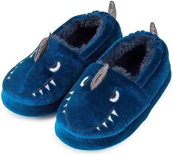 totes Toasties Kids Shark Slippers