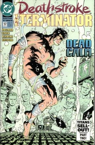 Download DeathStroke The Terminator #17 PDF