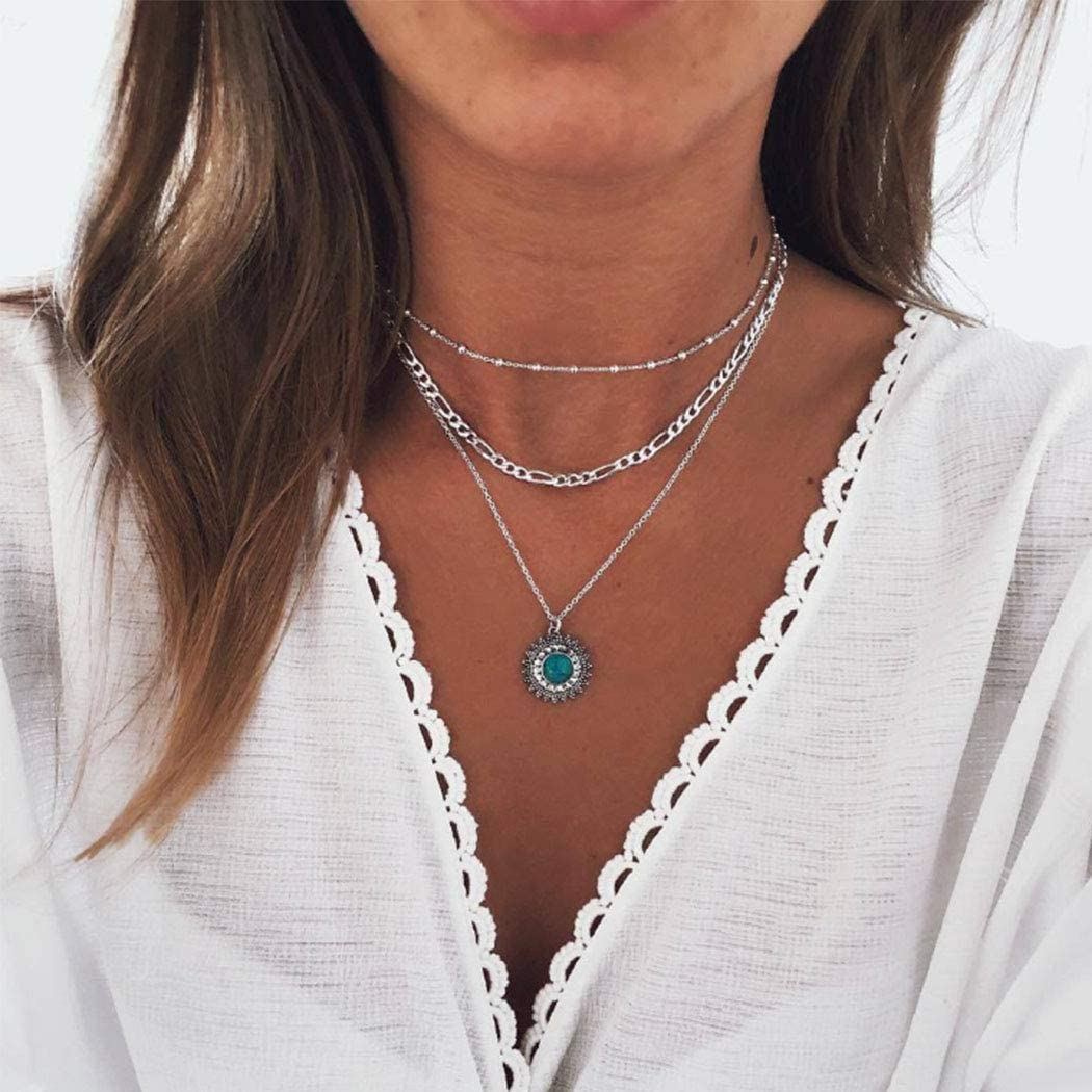 Simple Necklace Thin Wire Choker Collar Minimal Beaded Neck Ring Everyday Jewelry Boho Layering Necklace Shell Beads Hippie Sale