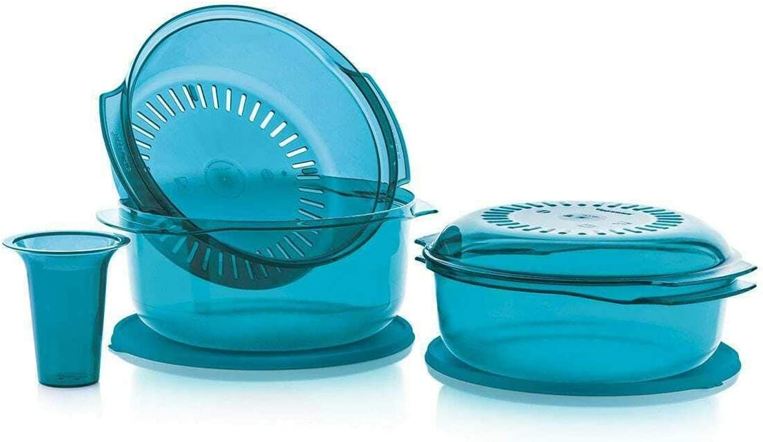Tupperware TUPPERWAVE Complete Stack Cooker System