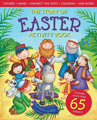 The Story Of Easter Activity Book