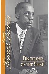 Disciplines of the Spirit (Howard Thurman Book)