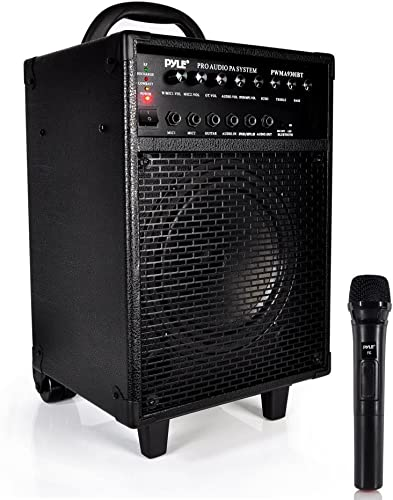 Pyle PWMA930IBT Wireless Portable PA Speaker System