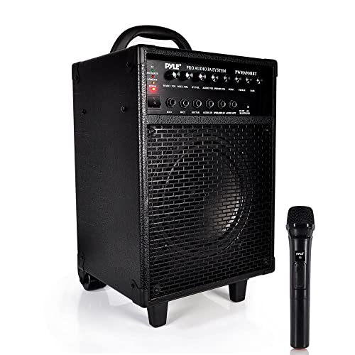 Wireless Portable PA Speaker System by Pyle