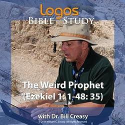 The Weird Prophet (Ezekiel 1:1-48:35)