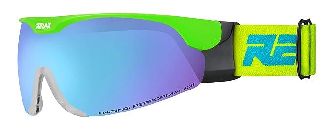 Skibrille Cross Langlaufbrille Biathlonbrille Skatingbrille